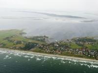 Vitte auf der Insel Hiddensee