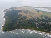 Leuchtturm auf dem Dornbusch – Seebad Insel Hiddensee