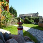 Grundstück mit Garten