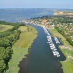 Hafen in Schaprode