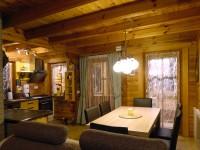 Essbereich mit offener Wohnküche